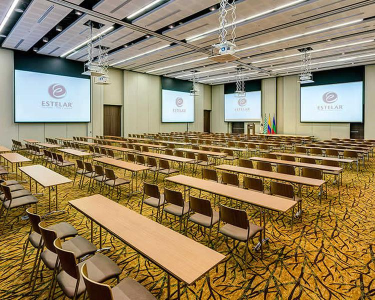 Salon ESTELAR Villavicencio Hotel & Convention Center Villavicencio