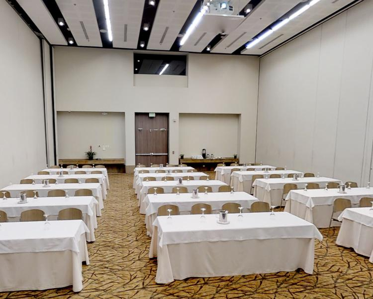 Salón aula ESTELAR Villavicencio Hotel & Convention Center - Villavicencio